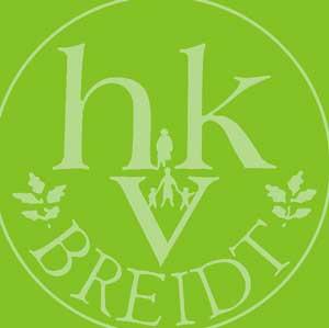 Logo hkv entworfen von Jo Kleinschnittger