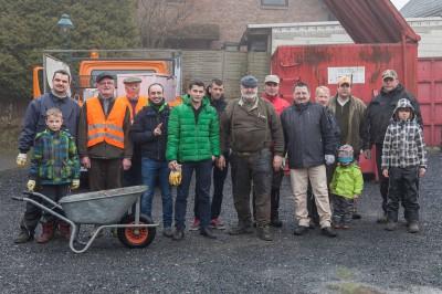 HkV Müllsammelaktion 2015-03-21 01-stz